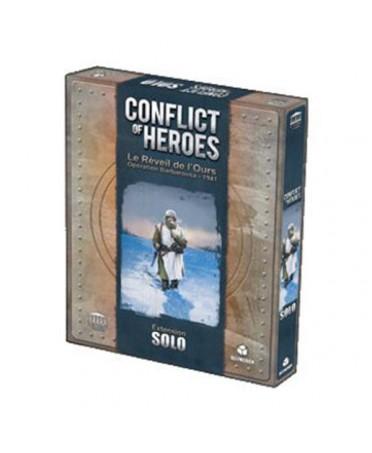Conflict of Heroes : Le réveil de l'ours extension solo