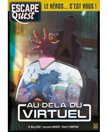 Escape Quest :  Au-delà du virtuel   Boutique Starplayer   Jeu de Rôle d'Aventure