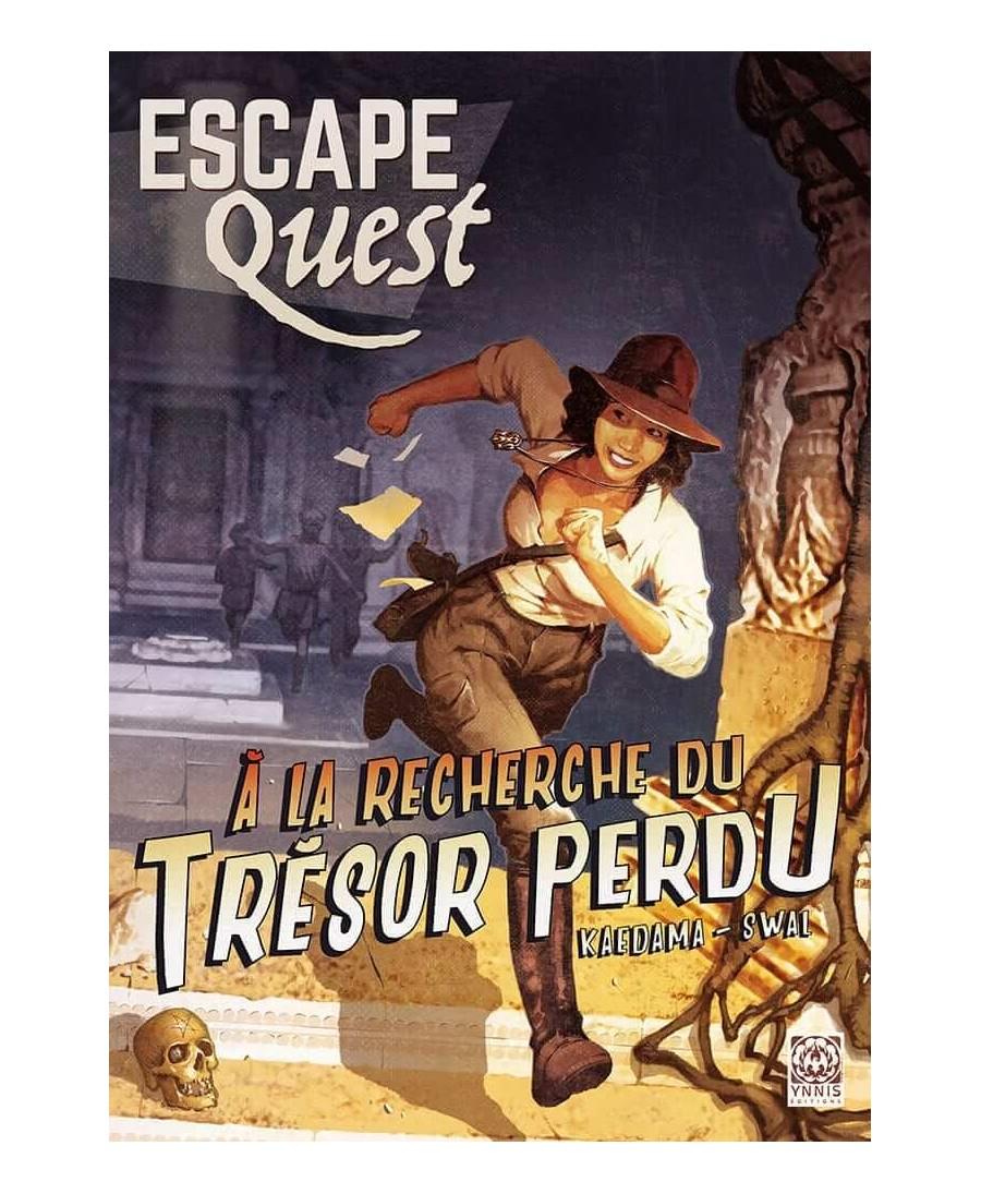 Escape Quest : À la Recherche du Trésor Perdu   Boutique Starplayer   Jeu d'Aventure