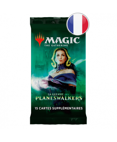 Magic The Gathering : La Guerre des Planeswalker Booster | Starplayer