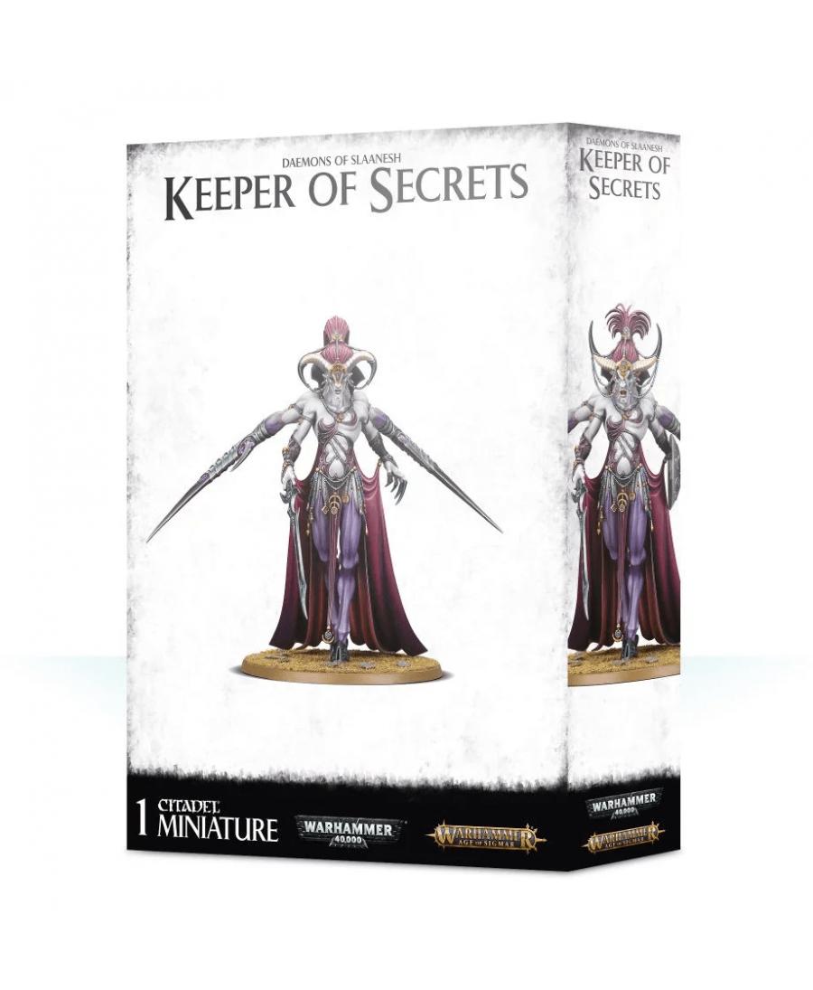 Daemons Of Slaanesh : Keeper of Secrets / Shalaxi Helbane | Starplayer | Jeu de Figurines