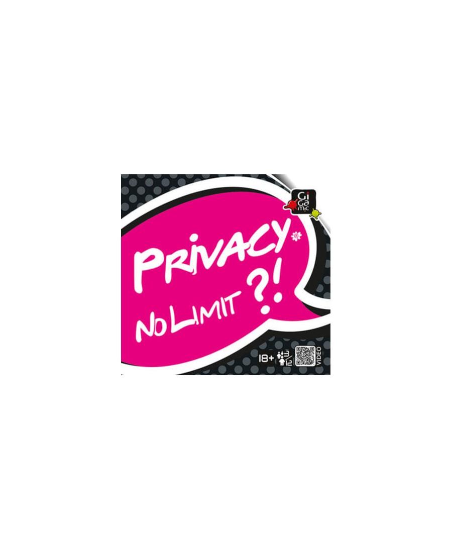 Privacy No Limit   Boutique Starplayer   Jeu de Société