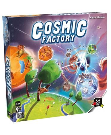Cosmic Factory | Boutique Starplayer | Jeu de Société