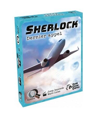 Sherlock : Dernier Appel | Boutique Starplayer | Jeu d'Enquête