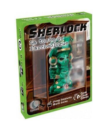Sherlock : La Tombe de l'Archéologue | Boutique Starplayer
