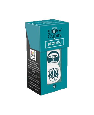 Story Cubes : Atomic | Boutique Starplayer | Jeu de Société