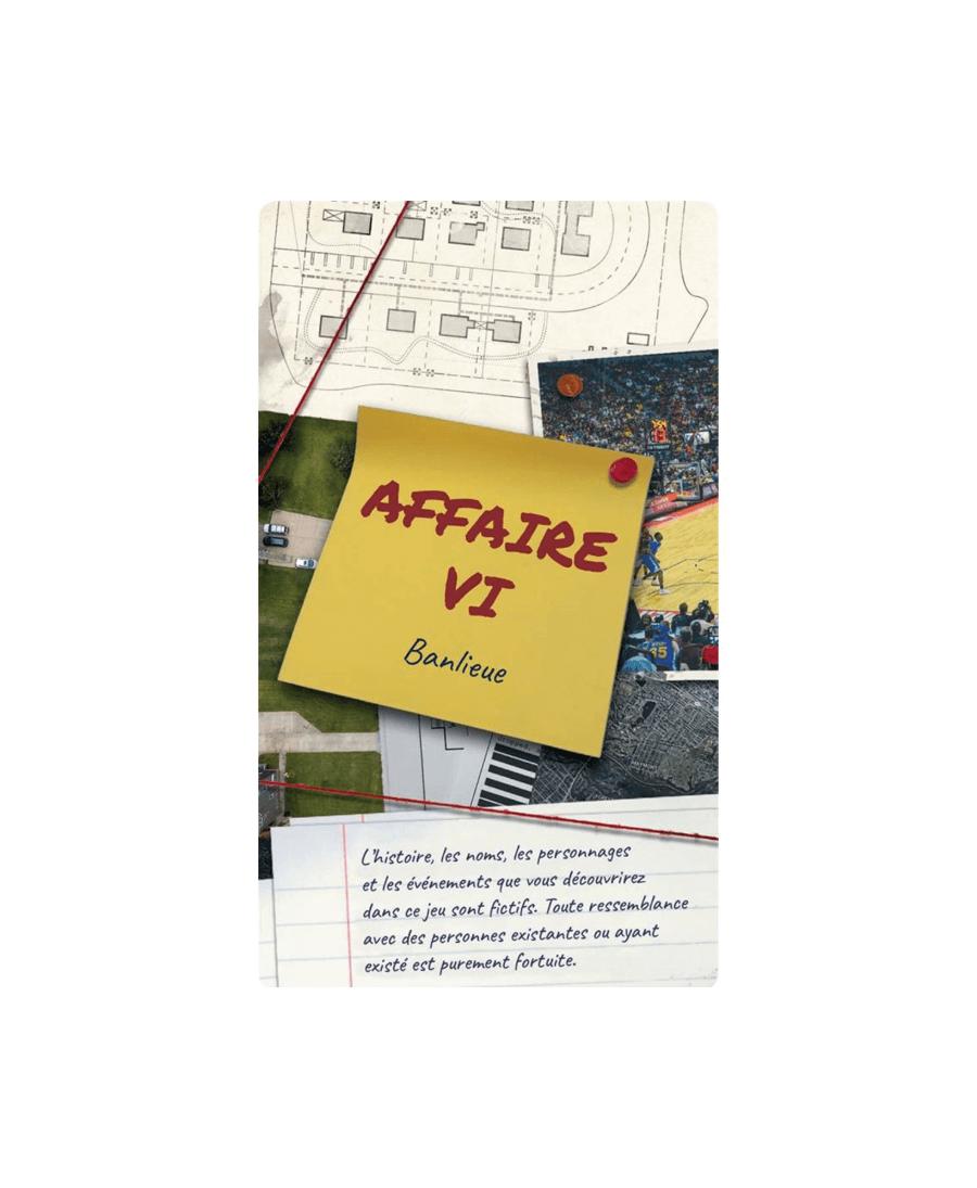 Détective : Affaire Vi - Banlieue (VF - 2019) | Boutique Starplayer | Peinture & Modélisme
