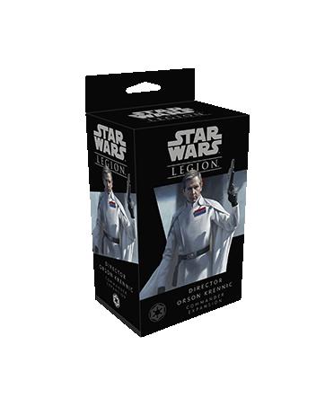 Star Wars Légion : Commander Expansion - Director Orson Krennic (VO)   Boutique Starplayer