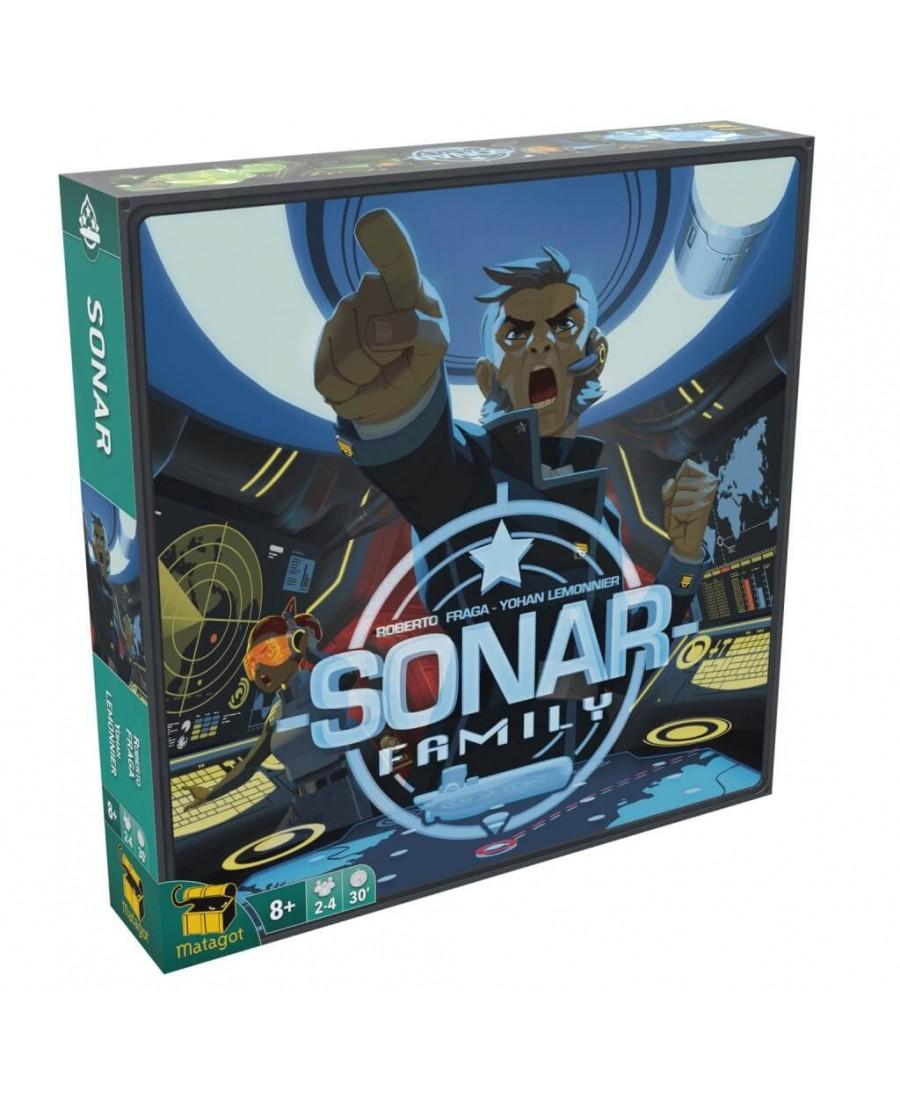 Sonar Family (VF) | Jeu de Société | Boutique Starplayer