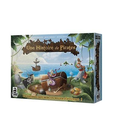 Une Histoire de Pirates (VF) | Boutique Starplayer | Jeu de Société