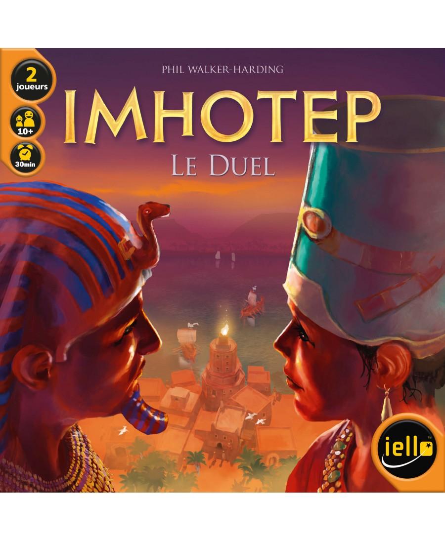 Imhotep : Le Duel (VF - 2019) | Boutique Starplayer | Jeu de Société