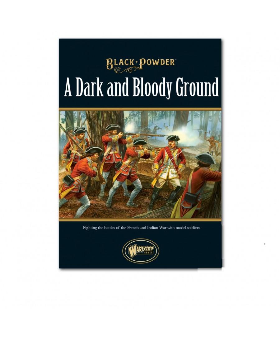Black Powder : Dark and Bloody Ground (VO 2019) | Boutique Starplayer | Jeu de Figurines