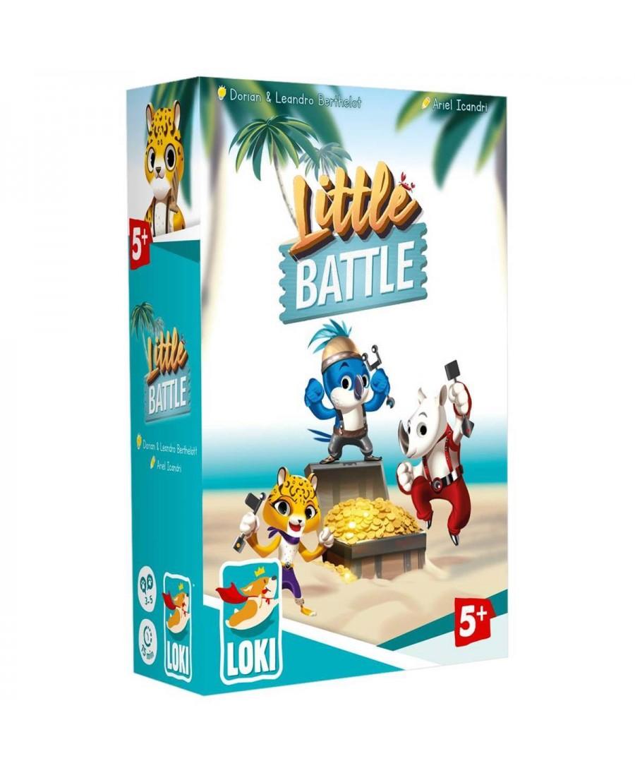 Little Battle (VF - 2019)   Boutique Starplayer   Jeu de Société