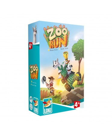 Zoo Run (VF - 2019) | Boutique Starplayer | Jeu de Société