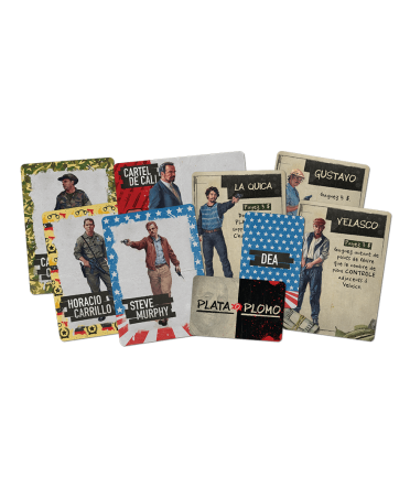 Narcos : Le Jeu de Plateau | Boutique Starplayer | Jeu de Plateau