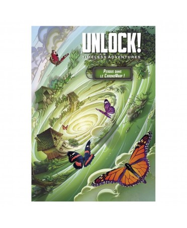 Unlock 6 ! : Timeless Adventures (VF) | Jeu de Société
