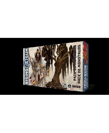 Rising Sun : Pack de Monstres (VF - 2019) | Boutique Starplayer | Jeu de Figurines