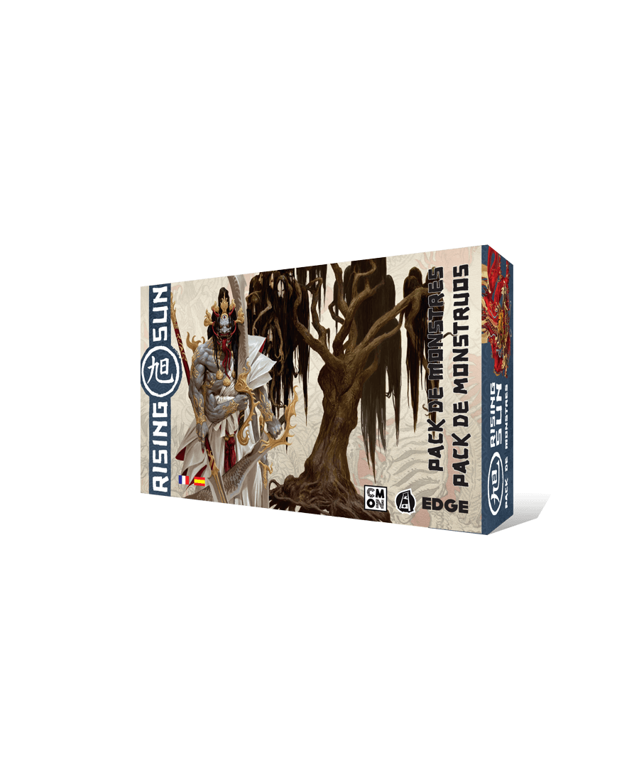 Rising Sun : Pack de Monstres (VF - 2019) | Boutique Starplayer | Jeu de Figurines