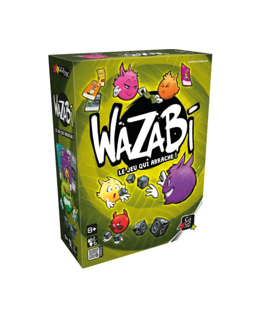 Wazabi (VF) | Boutique Starplayer | Jeu de Société