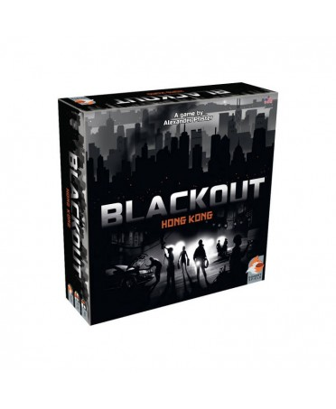 Black Out : Hong Kong (VF - 2019)   Boutique Starplayer   Jeu de Société