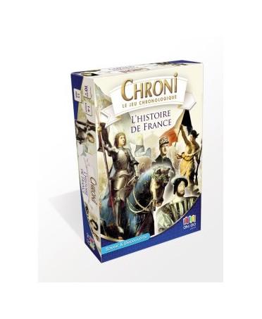 Chroni : Histoire de France | Boutique Starplayer | Jeu de Société