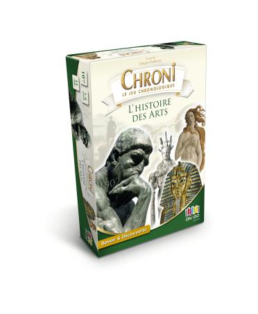 Chroni : Histoire des Arts | Boutique Starplayer | Jeu de Société