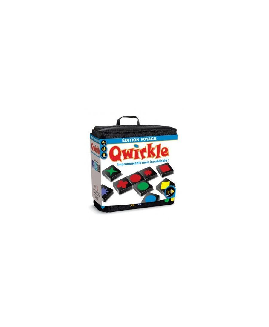 Qwirkle Voyage | Boutique Starplayer | Jeu de Société
