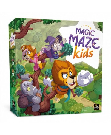 Magic Maze Kids | Boutique Starplayer | Jeu de Société