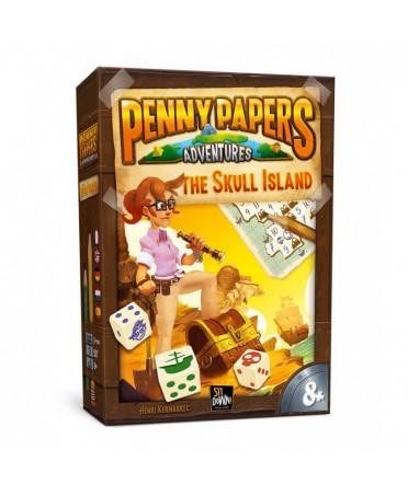 Penny Papers : Skull Island (ML) | Boutique Starplayer | Jeu de Société