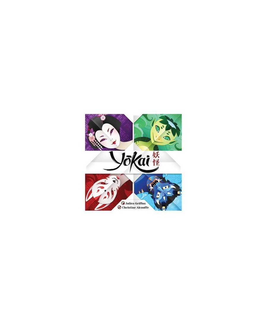 Yokai   Boutique Starplayer   Jeu de Société