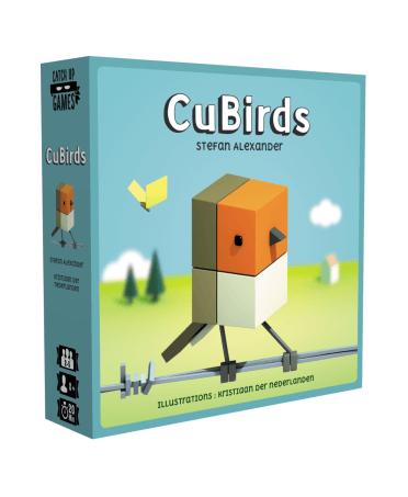 Cubirds | Boutique Starplayer | Jeu de Société
