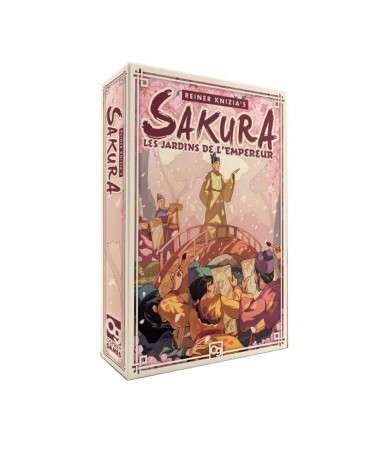 Sakura : Les Jardins de l'Empereur | Boutique Starplayer | Jeu de Société