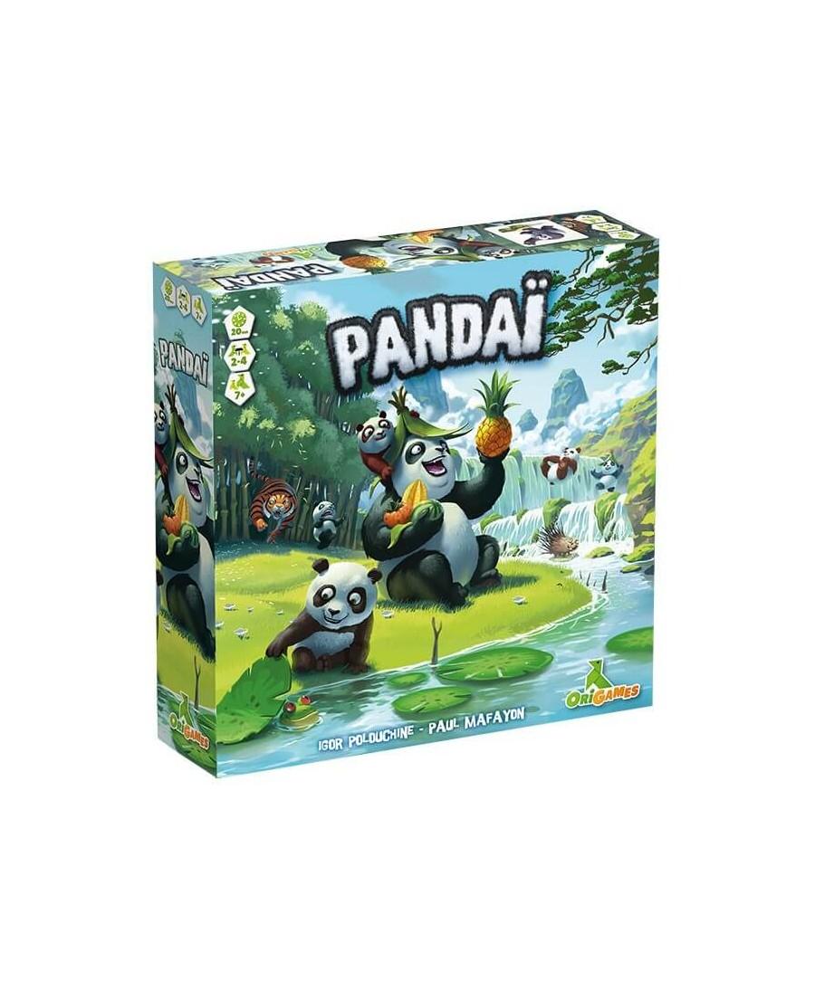 Pandaï | Boutique Starplayer | Jeu de Société