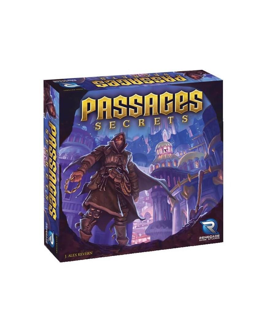 Passages Secrets | Boutique Starplayer | Jeu de Société