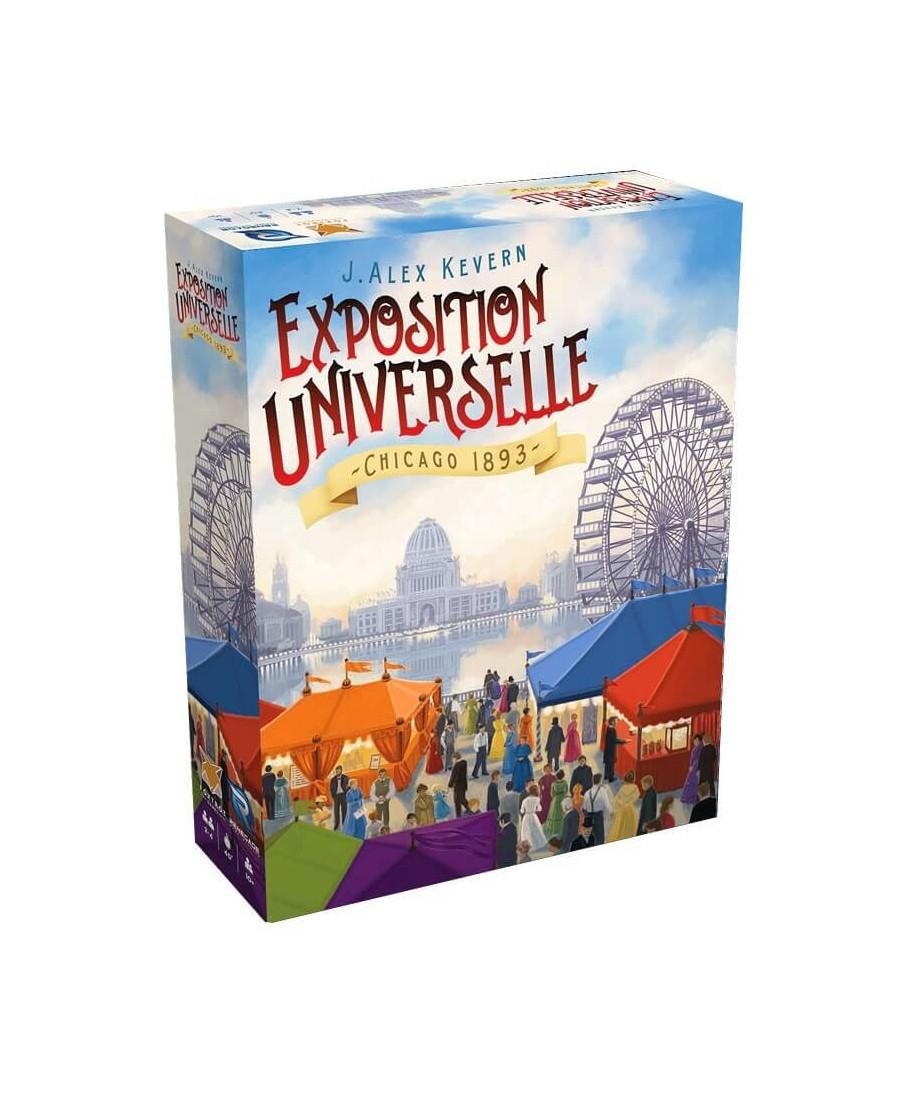 Exposition Universelle Chicago 1893   Boutique Starplayer   Jeu de Société