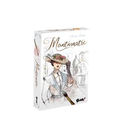 Montmartre (VF) | Boutique Starplayer | Jeu de Société