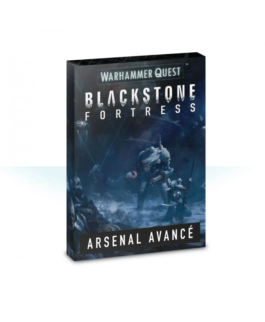 Blackstone Fortress : Arsenal Avancé (VF - 2019) | Boutique Starplayer | Jeu de Société