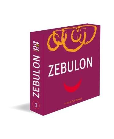 Zebulon (VF - 2019) | Boutique Starplayer | Jeu de Société