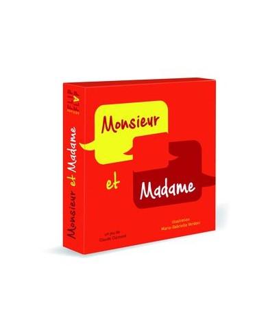 Monsieur et Madame (VF - 2019)   Boutique Starplayer   Jeu de Société