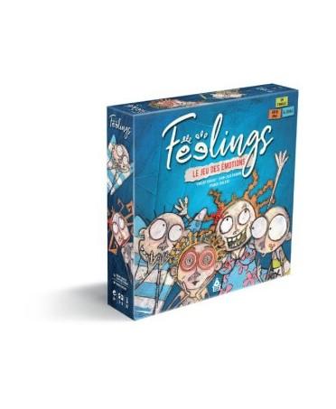 Feelings (VF - 2019) | Boutique Starplayer | Jeu de Société