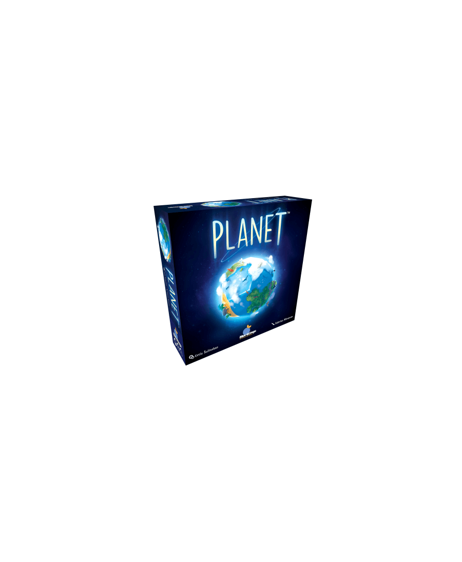Planet (VF - 2019) | Boutique Starplayer | Jeu de Société