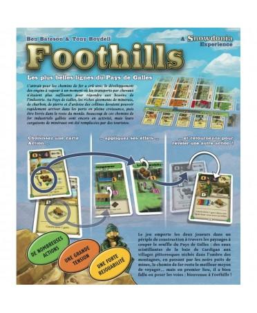 Foothills   Boutique Starplayer   Jeu de Société