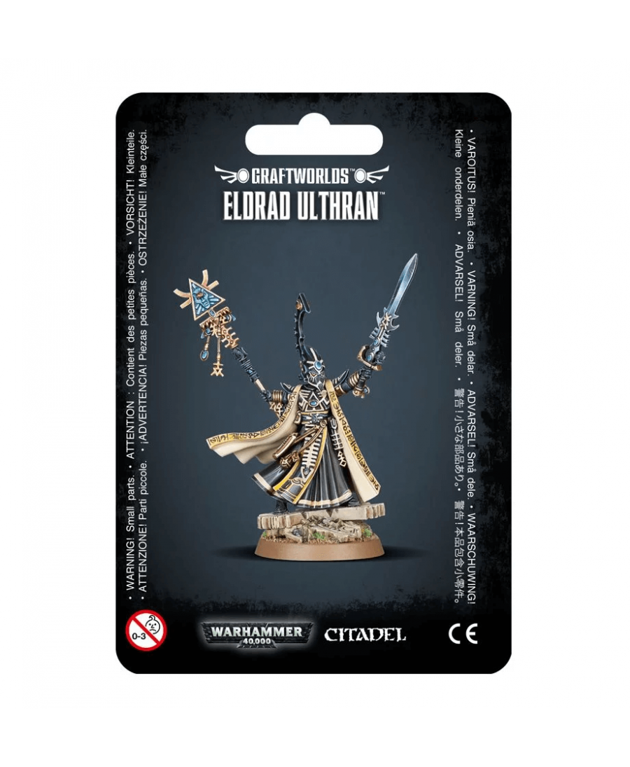 Craftworlds : Eldrad Ulthran | Boutique Starplayer | Jeu de Figurines