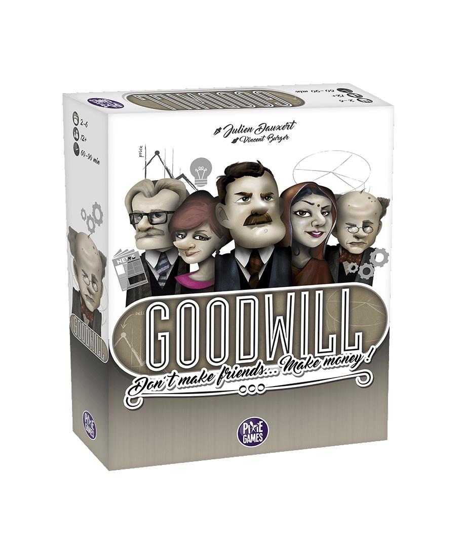 Goodwill (VF) | Boutique Starplayer | Jeu de Société