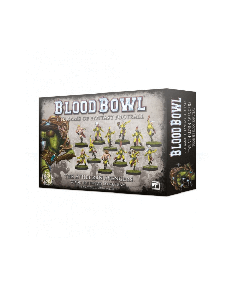 Blood Bowl : The Athelorn Avengers | Boutique Starplayer | Jeu de Figurines