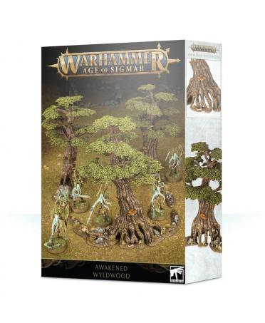 Warhammer Age Of Sigmar : Awakened Wyldwood   Boutique Starplayer   Jeu de Figurines