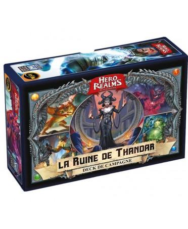 Hero Realms : La Ruine de Thandar (VF - 2019) | Boutique Starplayer | Jeu de Société