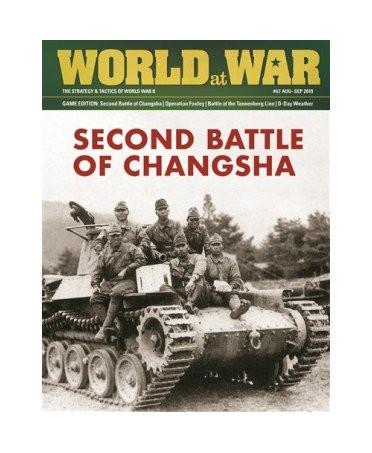 World At War n°67 : Second Battle of Changsha | Boutique Starplayer | Jeu de Guerre | Wargame