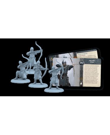 Le Trône de Fer JDF : Archers Stark | Boutique Starplayer | Jeu de Figurines