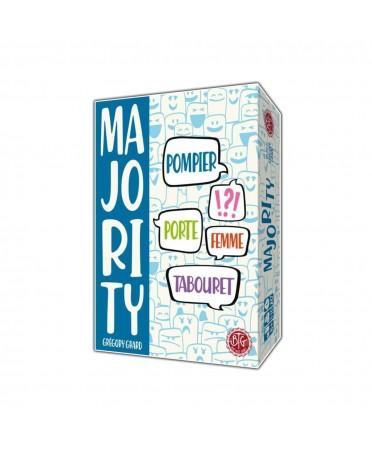 Majority (VF - 2019)   Boutique Starplayer   Jeu de Société